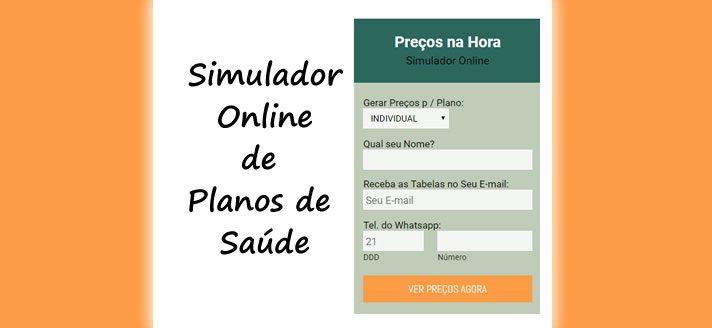 1fabb2720b Simulador Online de Planos de Saúde - Planos de Saúde RJMID